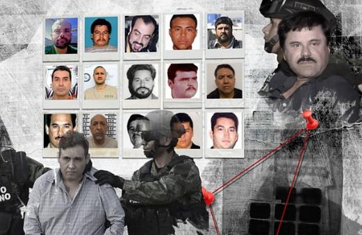 ایل چاپو آزمائشی: میکسیکن منشیات کے مالک جووئن گوزان جیل میں زندگی پائے جاتے ہیں